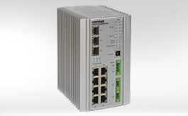 ComNet's Environmentally Hardened Managed Ethernet Switches
