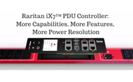New Firmware for PX, BCM, Transfer Switches from Raritan