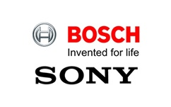 Bosch and Sony Establish a partnership