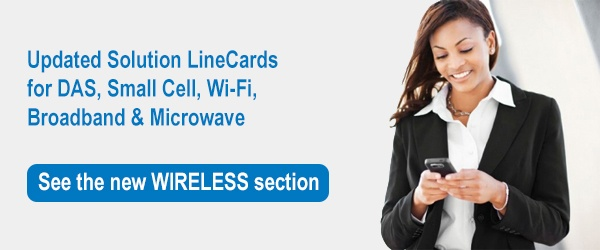 See the new WIRELESS section