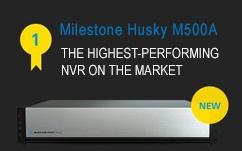 Milestone Husky M500 Advanced