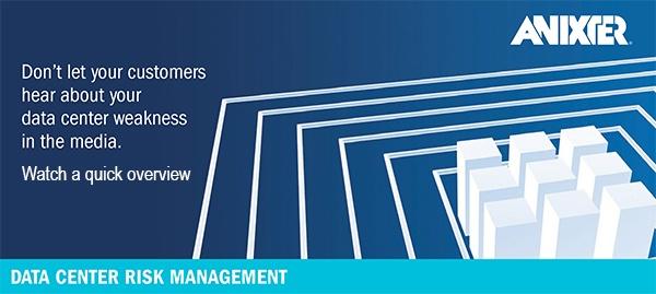 anixter data center risk management brochure