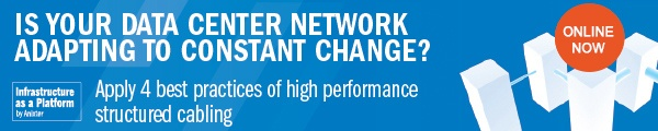 Is your data center network adapting to constant change?