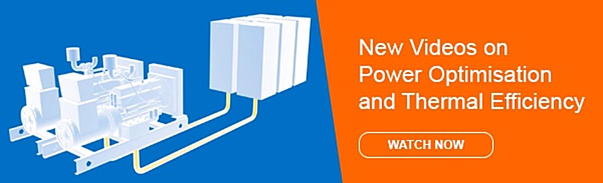 New Videos on Power Optimisation and Thermal Efficiency
