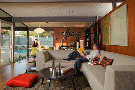 Lpa eichler homes of southern california for Southern california interiors