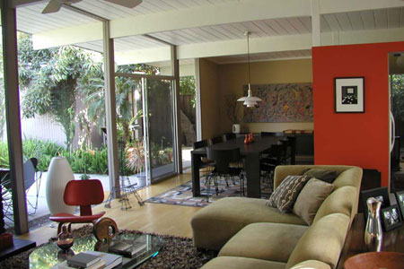 Lpa blog mid century modern tract homes for Tract home builders
