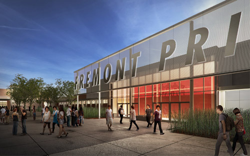 Fremont High School Design by LPA Architects