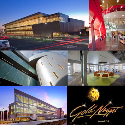 Architecture Firms California Gold Nugget Winners
