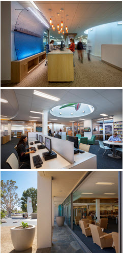 Malibu Library Architectural Design by Rick DAmato