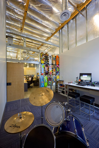 Commercial Office Design Trends Offer Corporate Flexibility