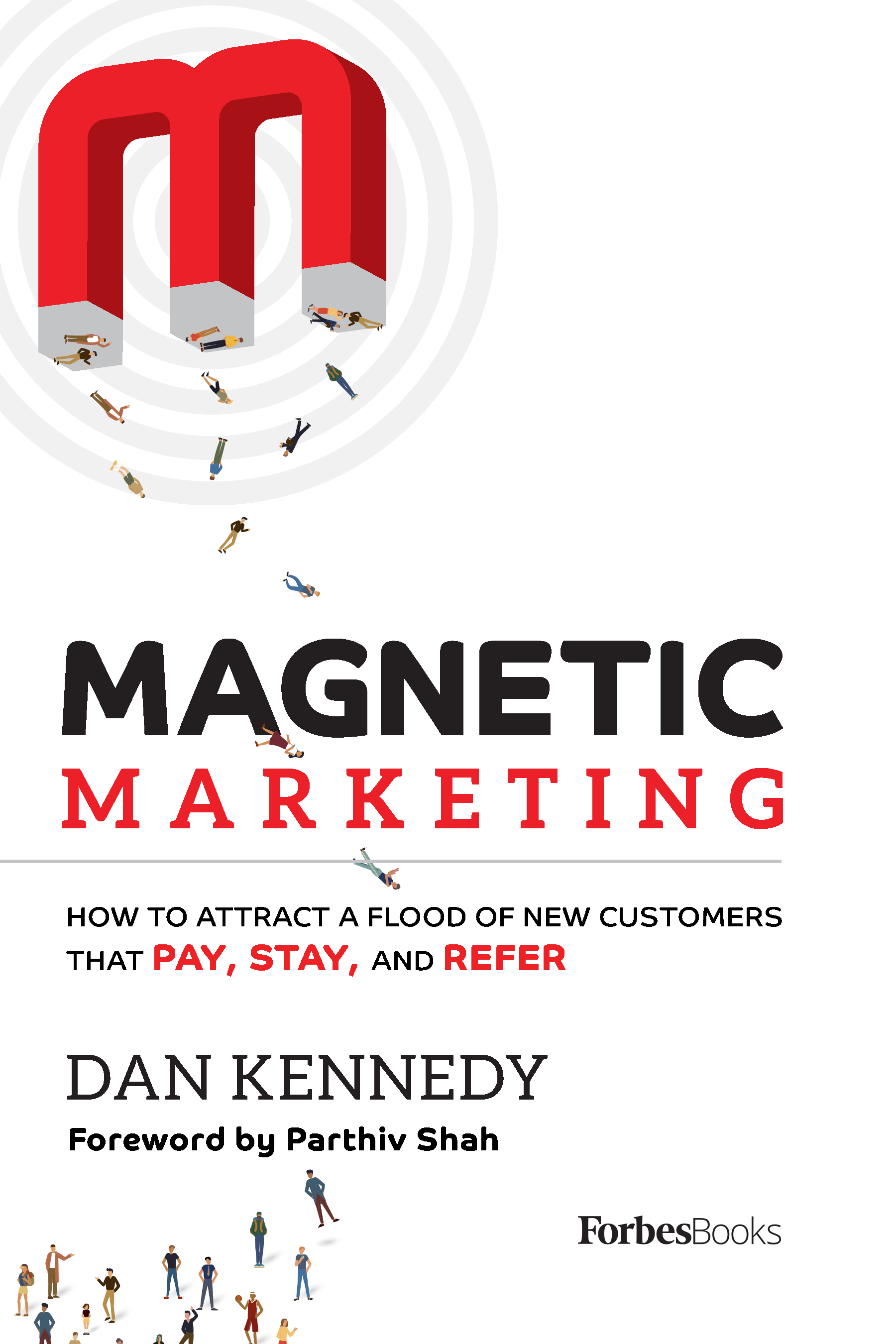 magnetic marketing book cover