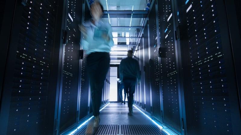 Data Center Human Management