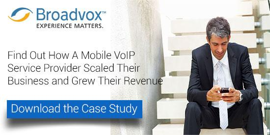 Mobile VoIP: A Case Study