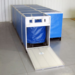 Medical Equipment Dunnage