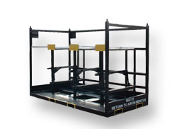 Material Handling Working Rack