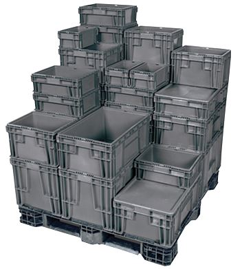 Universal Package | Plastic Dunnage & Reusable Packaging