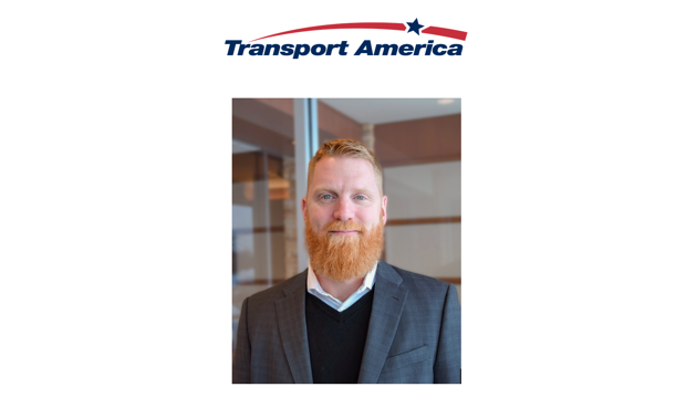 Eric Anson Named President of Transport America