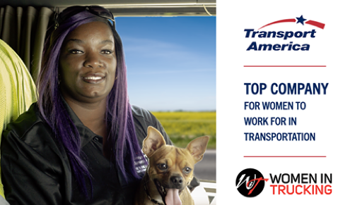 Transport America Named Top Workplace for Women to Work for in 2019