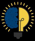 Brain creating an idea