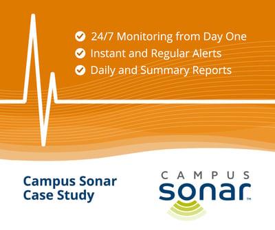 Campus Sonar Case Study--Crisis