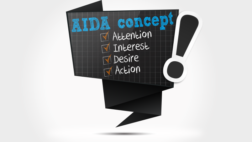 Applying the AIDA Principle to Promotional Video