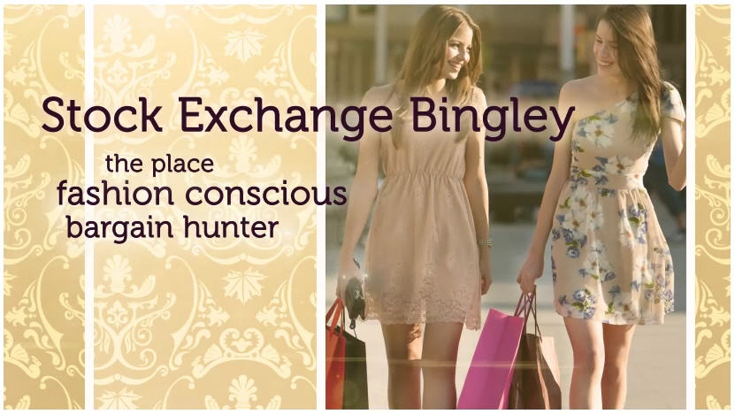 New Video For Stock Exchange Bingley