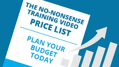No-Nonsense Training Video Price List