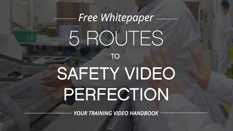 5 ROUTES TO SAFETY VIDEO PERFECTION - FREE EBOOK