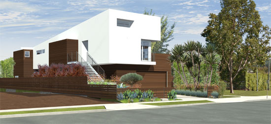 modern culver city architects