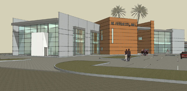 mount vernon office building | modern office building