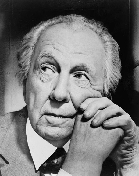 frank lloyd wright blog