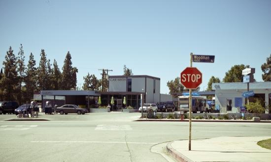 Sherman Oaks Car Wash >> fashion square car wash architect los angeles