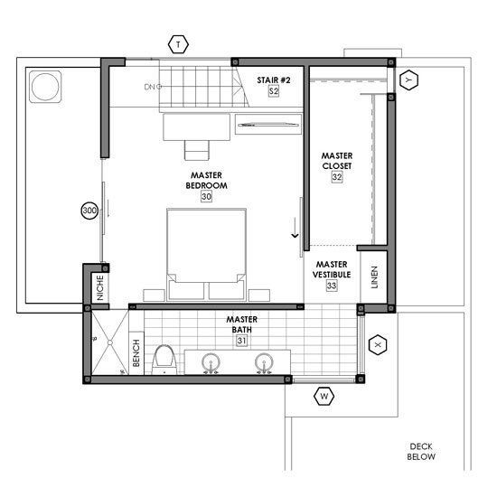 Sliding Doors Architectural Drawing a Barn Style Sliding Door