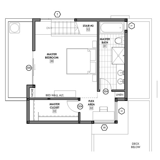 Floor Plans For Small Houses small house plan id like a second floor with a loft for a Small House Plans