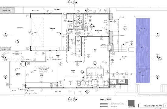 Remodel Floor Plan