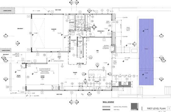 Remodel Floor Plan