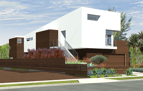 Culver CIty Modern Home