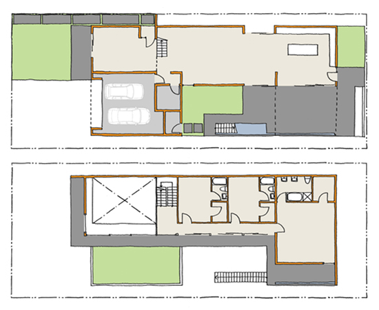Cullen House Floor Plan