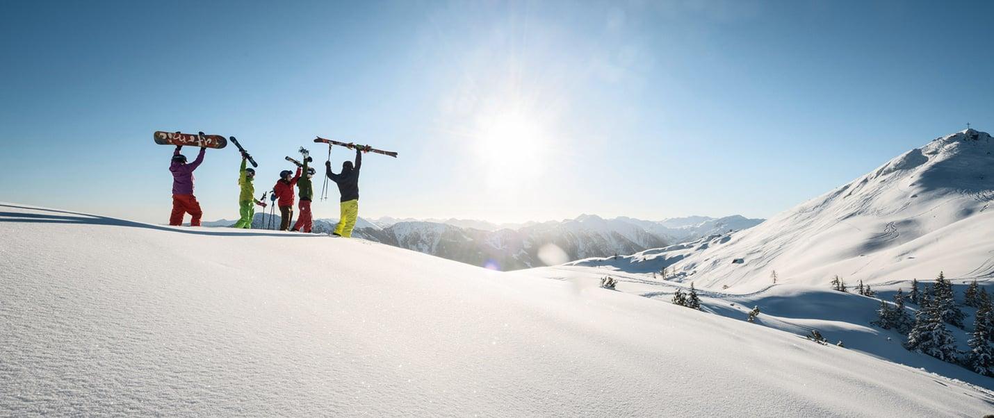 Skifahren oder Snowboarden_2