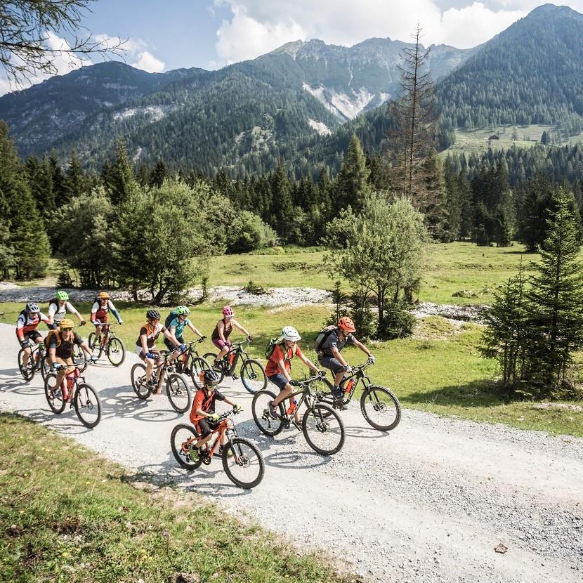 Mountainbike Single Familiehotel All-InTauernhofpension flachau hotel Tauernhof