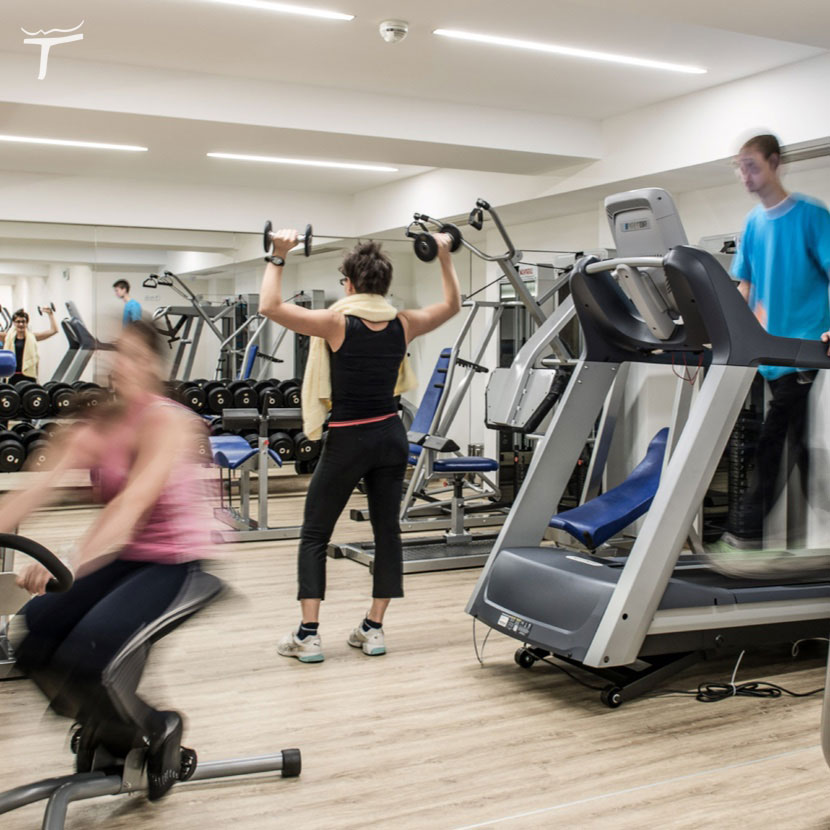 Exercise and fitness in Tauernhof