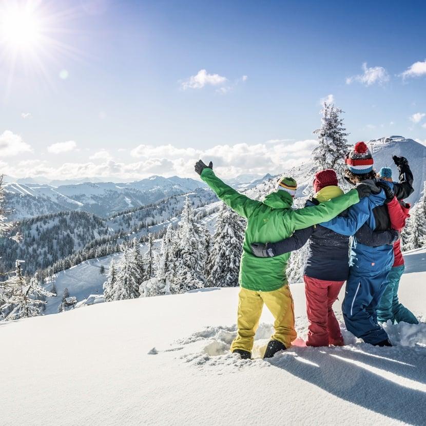 Sporthotel Flachau Snow-Space-Salzburg skiing area