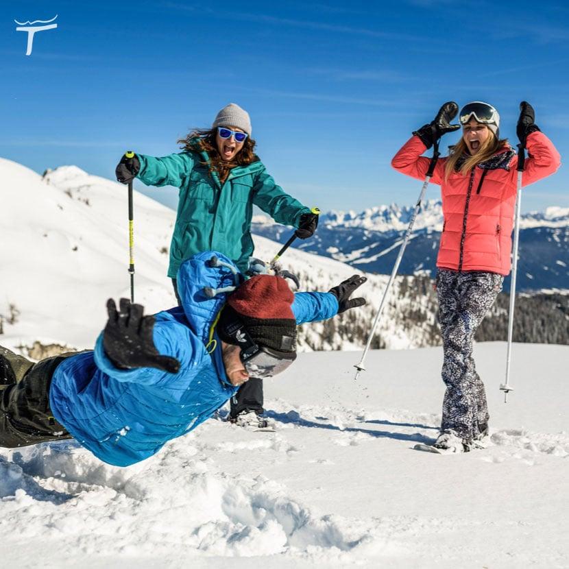 Skihotel Tauernhof winter holiday Flachau
