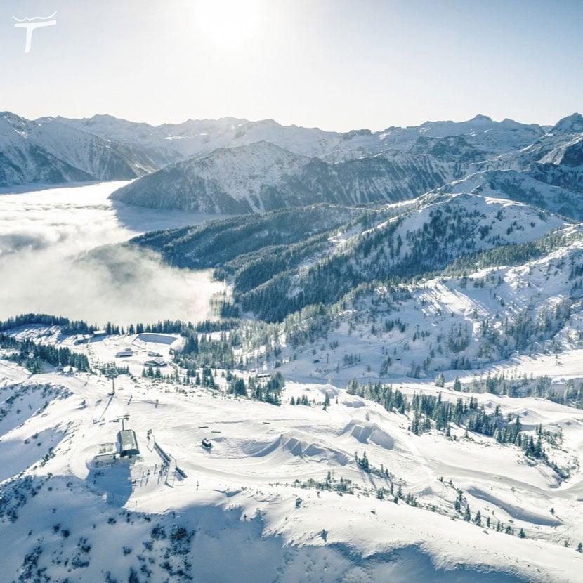 Ski amade area Skihotel Tauernhof