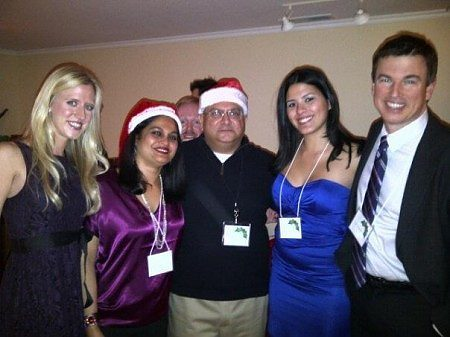 RiseSmart, leader in next-gen outplacement solutions, hosts 2011 holiday party