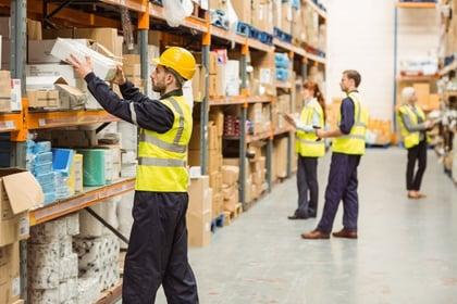 4 vinkkiä varastonhallinnan tehostamiseen