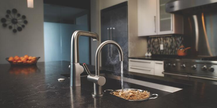 InSinkErator Kitchen Hot Water Dispenser Cooking