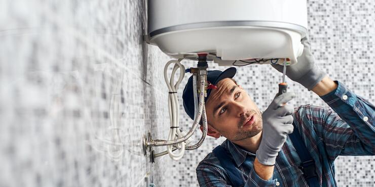 New Water Heater Tech Blog