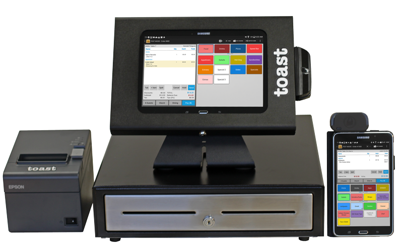 Tablet Pos Systems The Benefits Of Android Pos Hardware