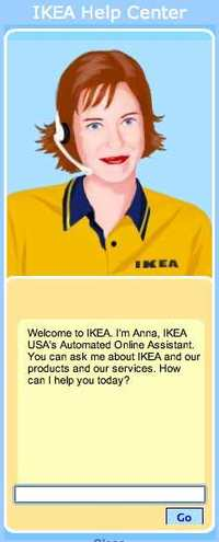 anna from ikea is intellectually challenged but she has a sense of humor. Black Bedroom Furniture Sets. Home Design Ideas
